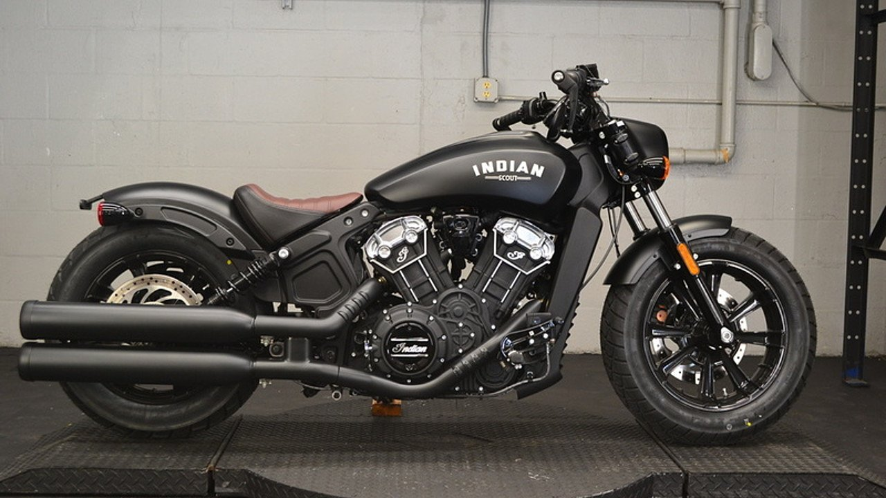 2018 Indian Scout Bobber ABS for sale 200598370