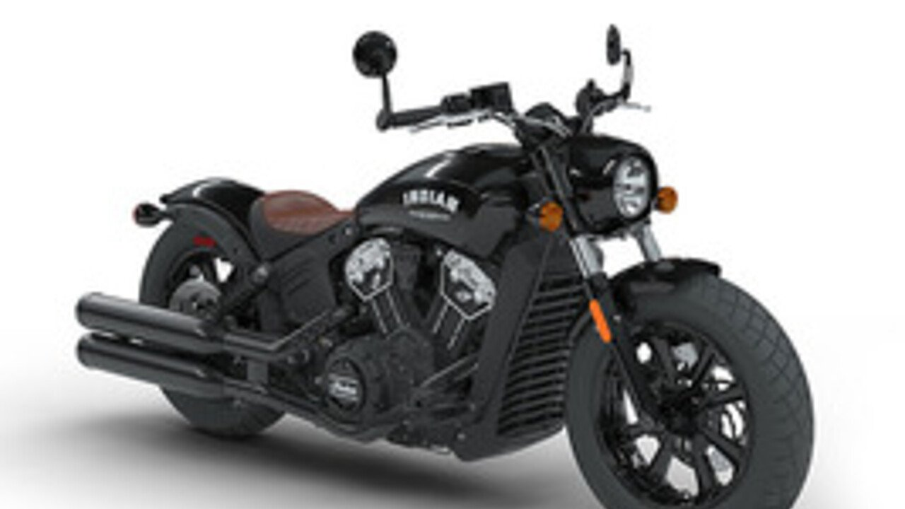 2018 Indian Scout Bobber for sale 200598853