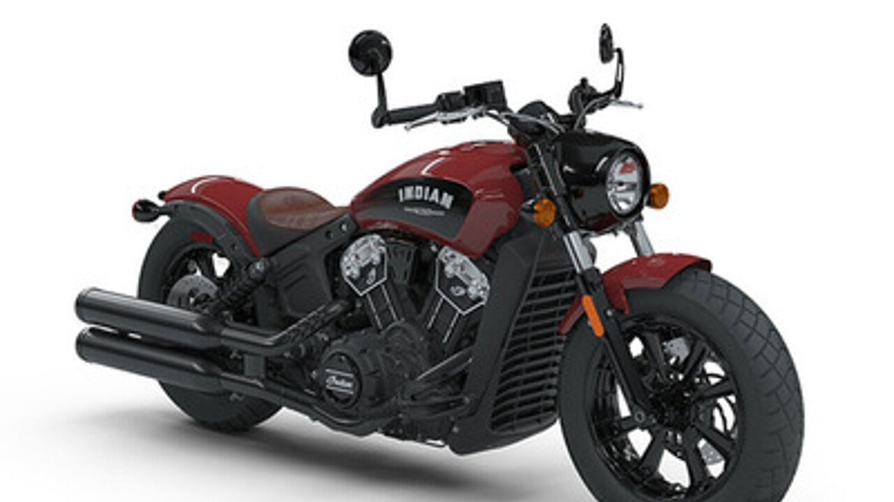 2018 Indian Scout Bobber for sale 200599483