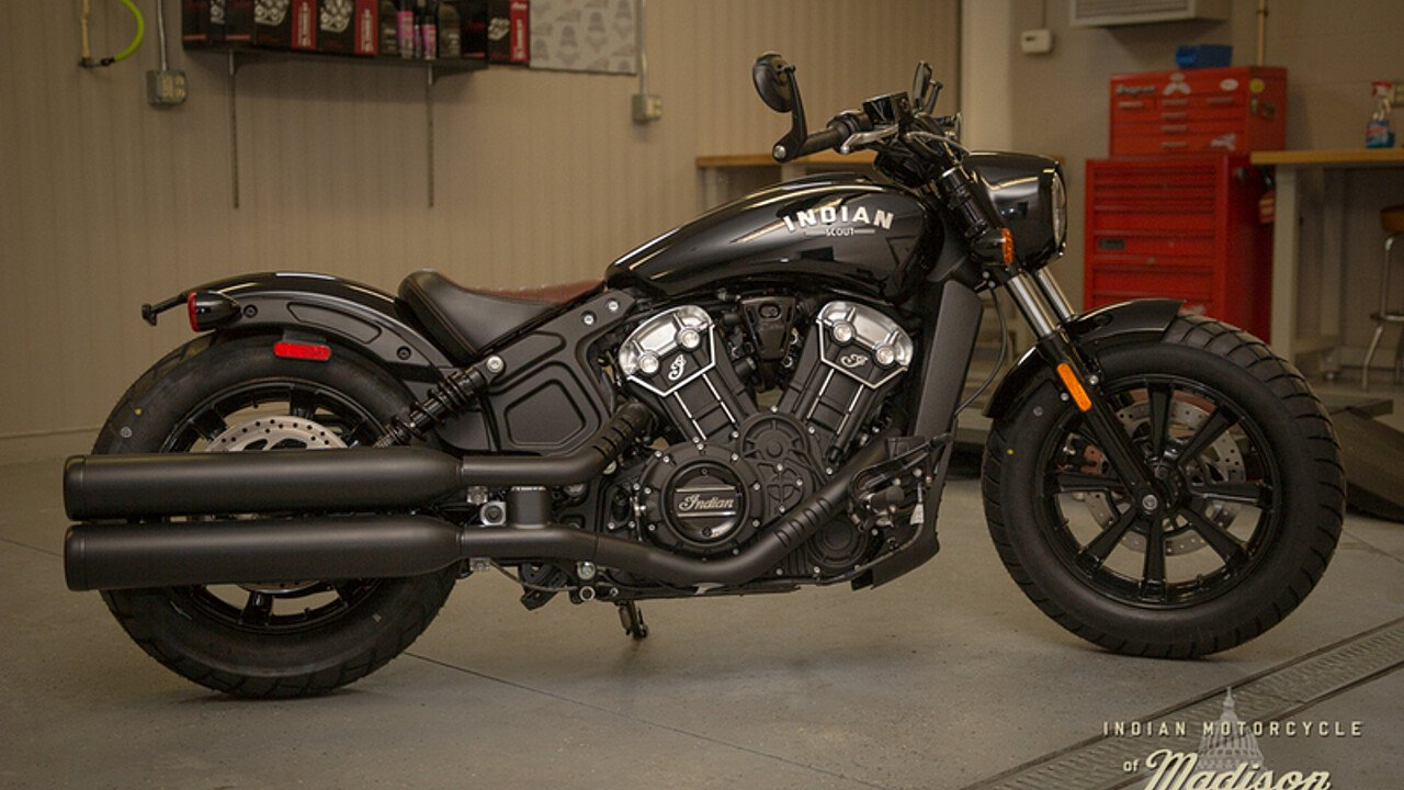 2018 Indian Scout Bobber for sale 200610469