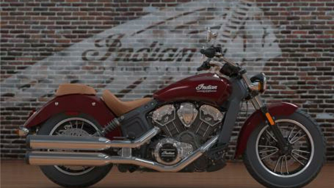 2018 Indian Scout ABS for sale 200611687