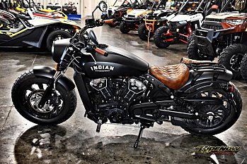 2018 Indian Scout Bobber ABS for sale 200640699