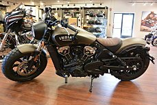 2018 Indian Scout for sale 200477001