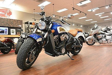 2018 Indian Scout ABS for sale 200489204