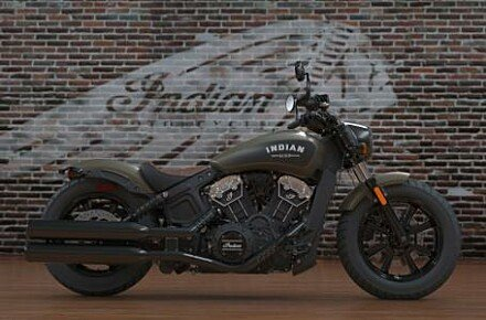 2018 Indian Scout Boober for sale 200498548
