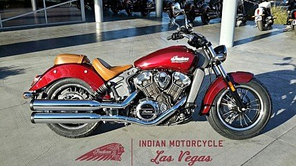 2018 Indian Scout for sale 200506734