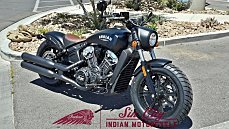 2018 Indian Scout Bobber ABS for sale 200574448