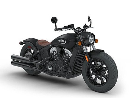 2018 Indian Scout Bobber ABS for sale 200581582