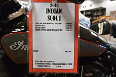 2018 Indian Scout Sixty ABS for sale 200581851