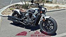 2018 Indian Scout Bobber for sale 200585864