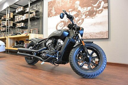 2018 Indian Scout Bobber ABS for sale 200596865