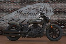 2018 Indian Scout Bobber for sale 200600285