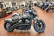 2018 Indian Scout Bobber for sale 200609273