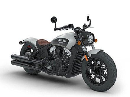 2018 Indian Scout Bobber for sale 200623783