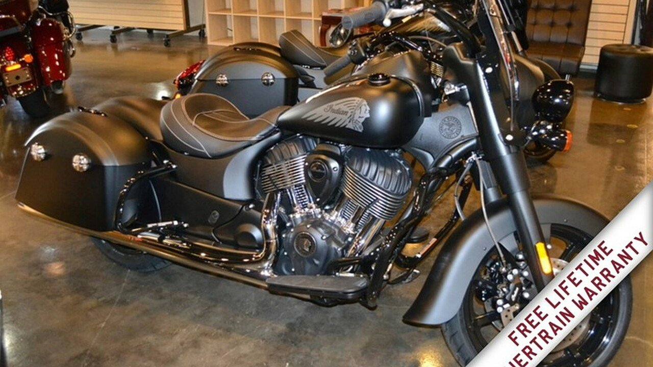 2018 Indian Springfield for sale 200559131
