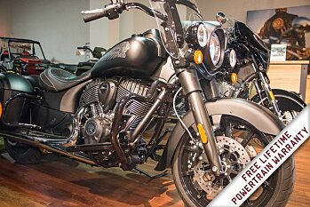 2018 Indian Springfield for sale 200559275