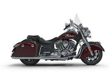 2018 Indian Springfield for sale 200560122