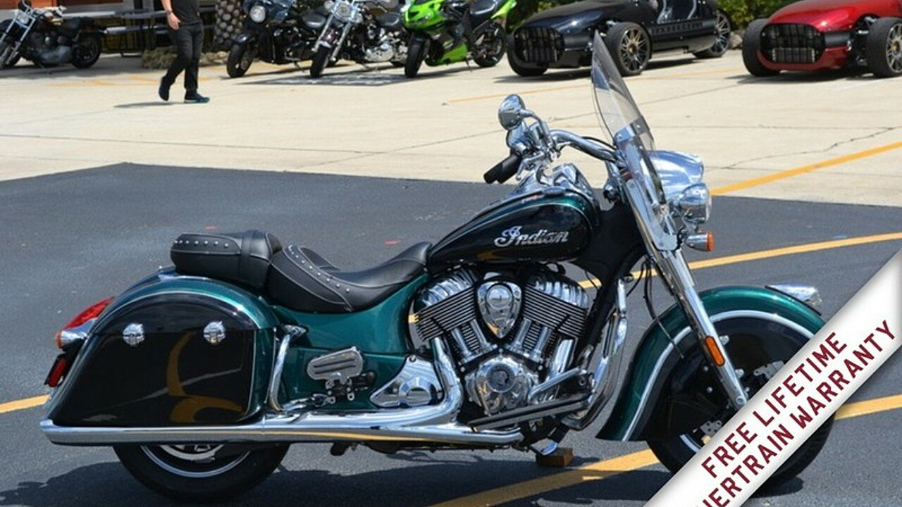 2018 Indian Springfield for sale 200563780