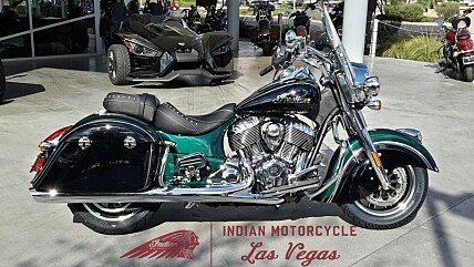 2018 Indian Springfield for sale 200501609