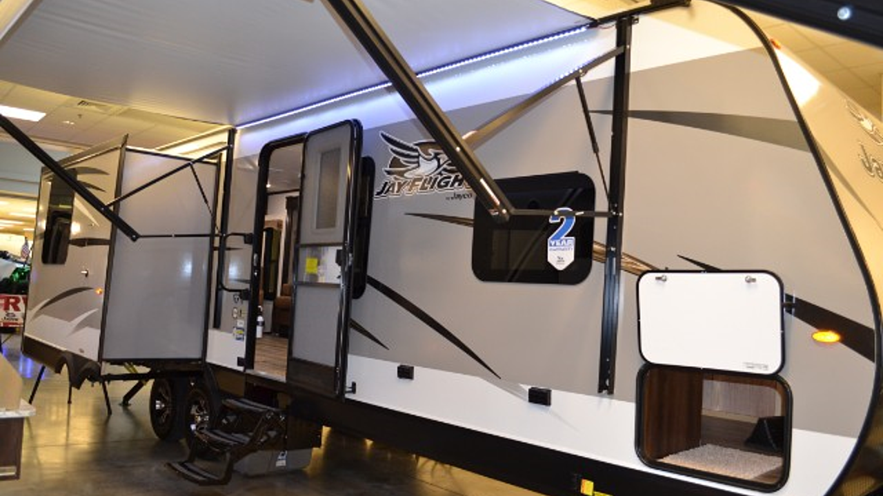 2018 JAYCO Jay Flight for sale 300154000