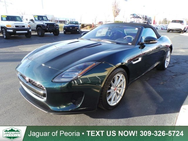 2018 Jaguar F TYPE Convertible For Sale 100928723
