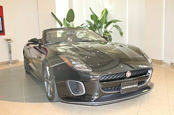 2018 Jaguar F-TYPE 400 Sport Convertible AWD for sale 100994012
