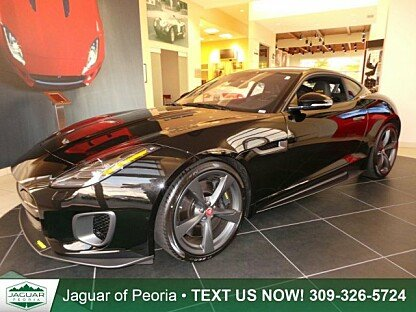 2018 Jaguar F-TYPE 400 Sport Coupe for sale 100912248
