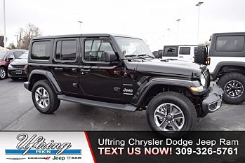 2018 Jeep Wrangler 4WD Unlimited Sahara for sale 100972027