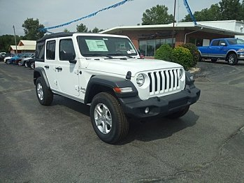 2018 Jeep Wrangler 4WD Unlimited Sport for sale 101003935