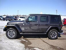2018 Jeep Wrangler 4WD Unlimited Sahara for sale 100969800