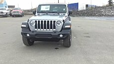 2018 Jeep Wrangler 4WD Unlimited Sport for sale 100979225