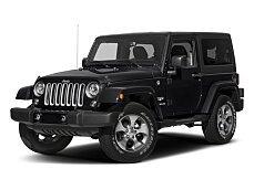 2018 Jeep Wrangler JK 4WD Sahara for sale 100997029