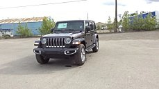 2018 Jeep Wrangler 4WD Unlimited Sahara for sale 100997044