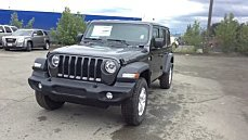 2018 Jeep Wrangler 4WD Unlimited Sport for sale 100998223