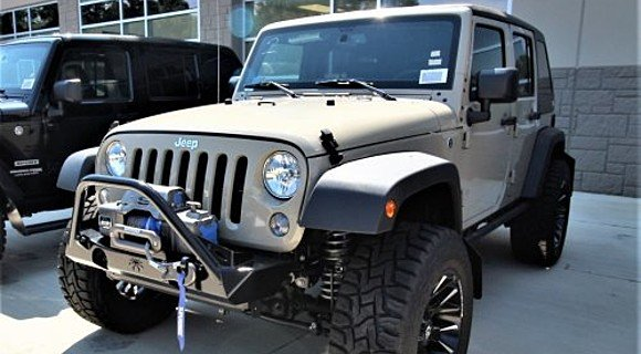 2018 Jeep Wrangler JK 4WD Unlimited Sport for sale 101041248