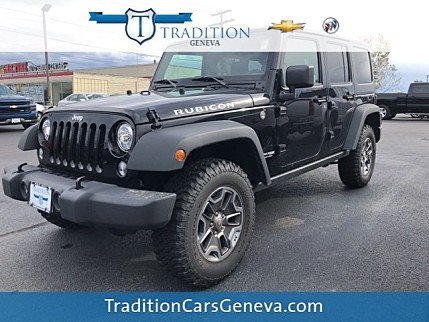 2018 Jeep Wrangler JK 4WD Unlimited Rubicon for sale 101046634