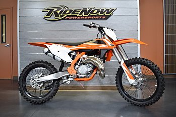 2018 KTM 125SX for sale 200490172