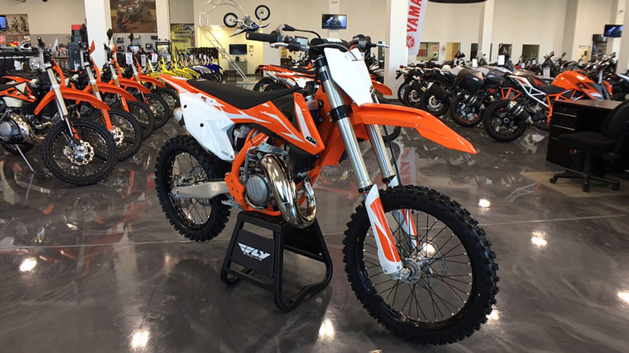 2018 KTM 125SX for sale 200496677