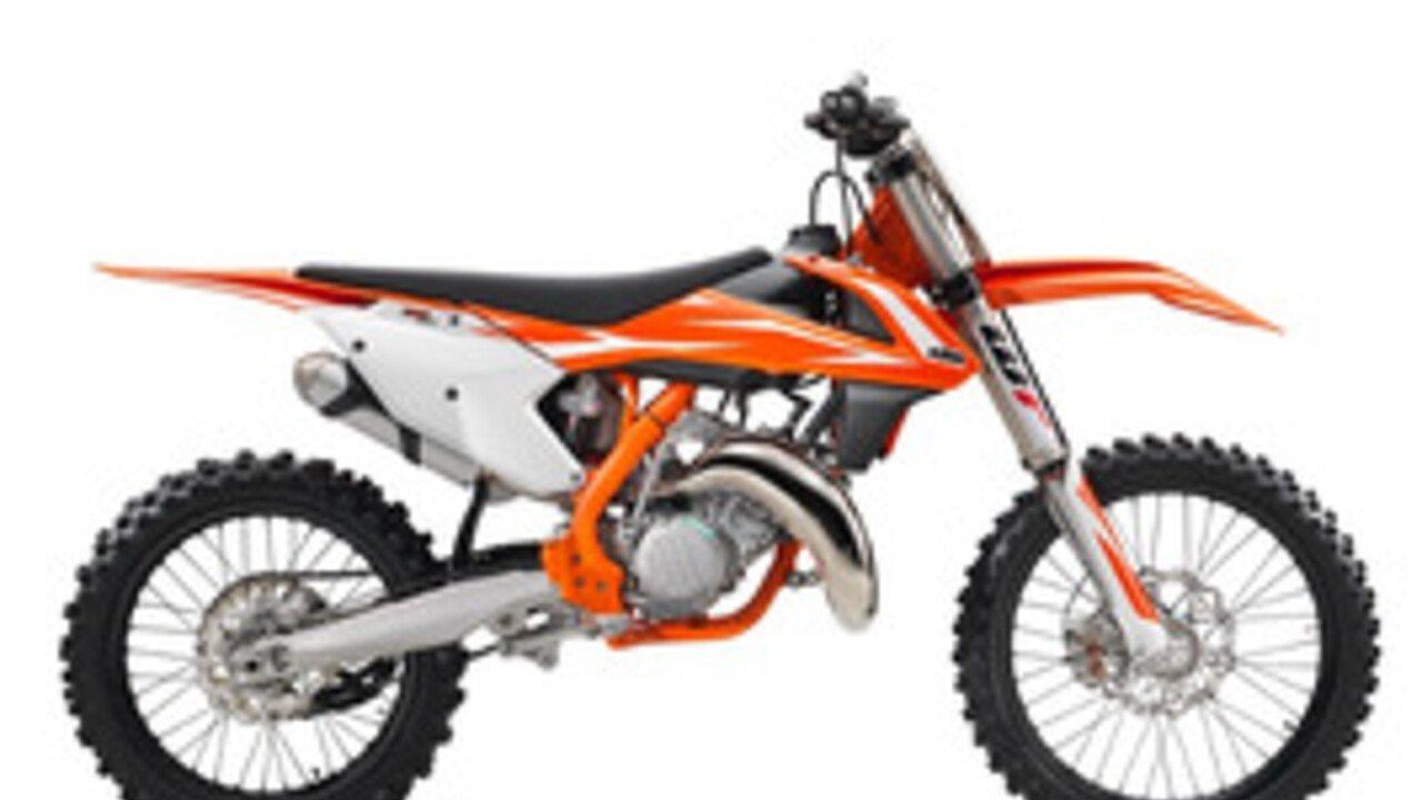 2018 KTM 125SX for sale 200533996