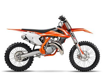 2018 KTM 125SX for sale 200562017