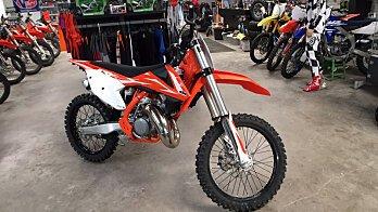 2018 KTM 150SX for sale 200524225