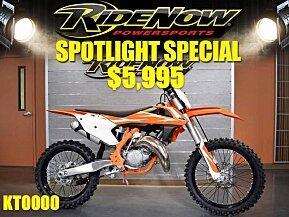 2018 KTM 150SX for sale 200490169