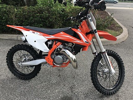 2018 KTM 150SX for sale 200532237
