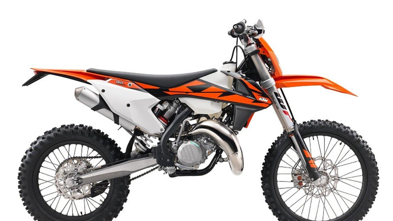 2018 KTM 150XC-W for sale 200590991