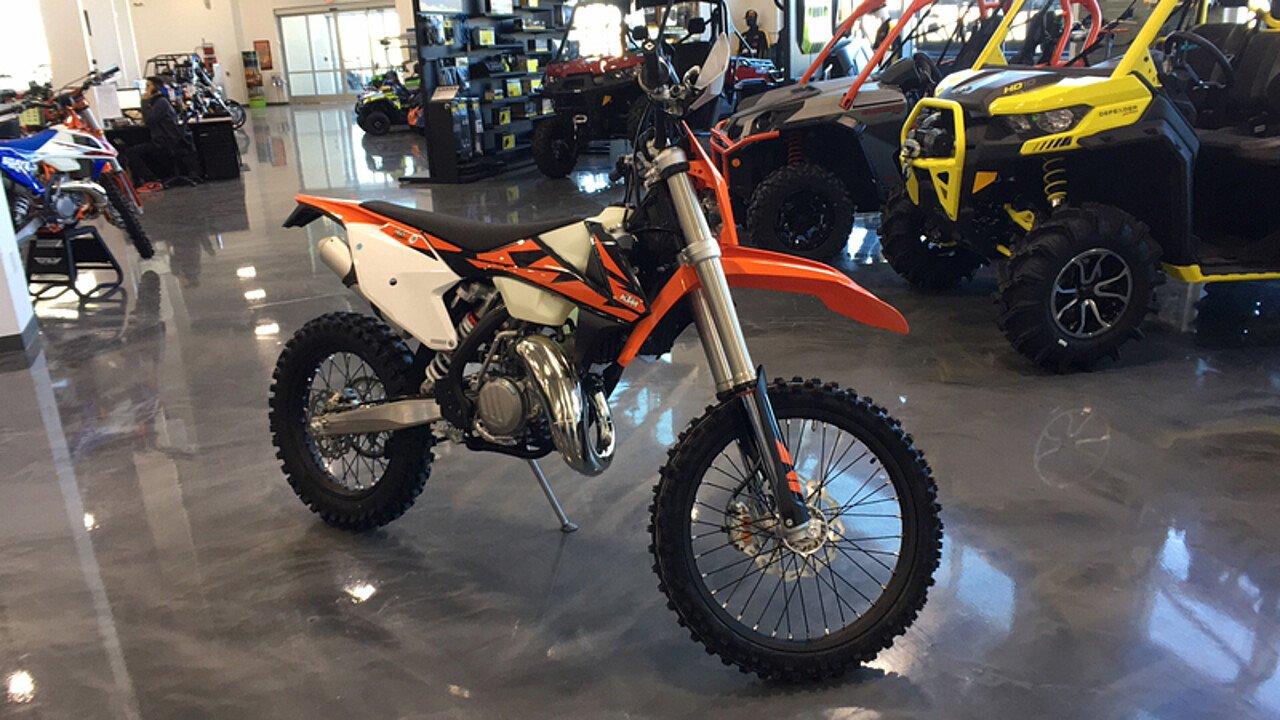 2018 KTM 200XC-W for sale 200515261