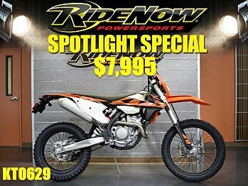 2018 KTM 250EXC-F for sale 200492272