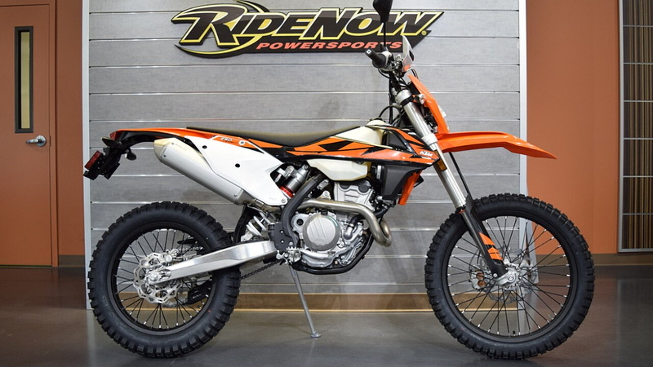 2018 KTM 250EXC-F for sale 200599394