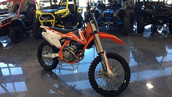 2018 KTM 250SX-F for sale 200510506