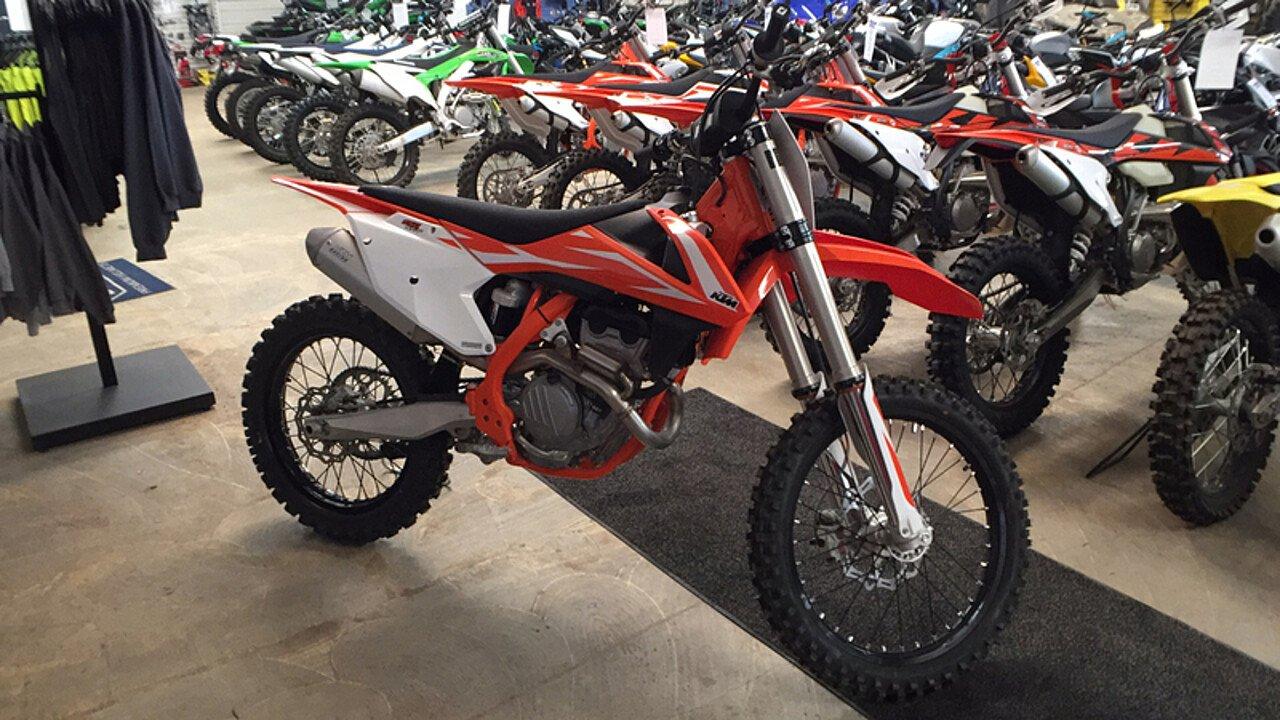 2018 KTM 250SX-F for sale 200521012