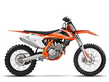 2018 KTM 250SX-F for sale 200522100